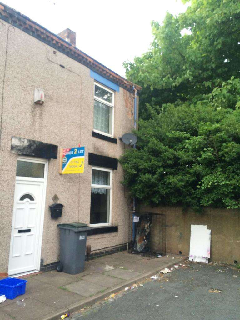2 Bedrooms End Of Terrace House for sale in Lindley Street, Cobridge, Stoke-On-Trent ST6