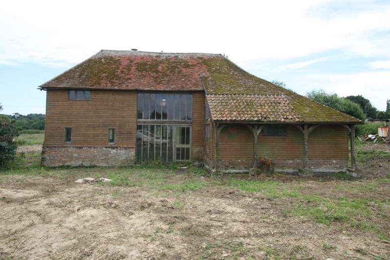 4 Bedrooms Barn Character Property for sale in Holly Bush Farm, Warehorne Road, Kenardington TN26