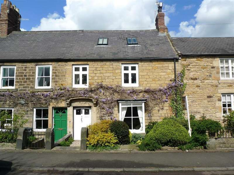 3 Bedrooms Cottage House for sale in Ryton VIllage West, Ryton, Gateshead NE40