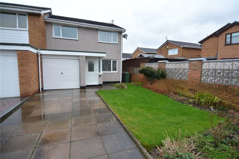 3 Bedrooms Semi Detached House for rent in Carr Lane, Moreton, Wirral