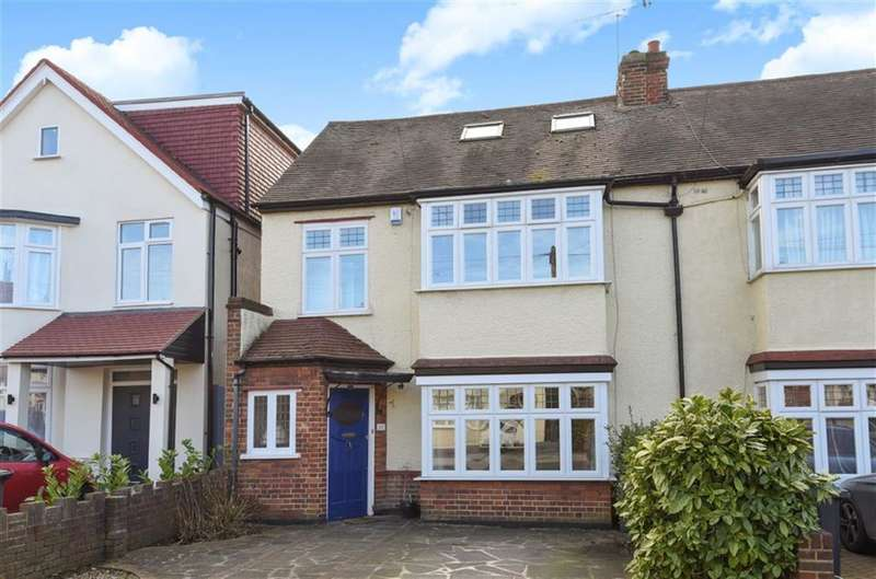 4 Bedrooms Property for sale in Coombe Gardens, New Malden