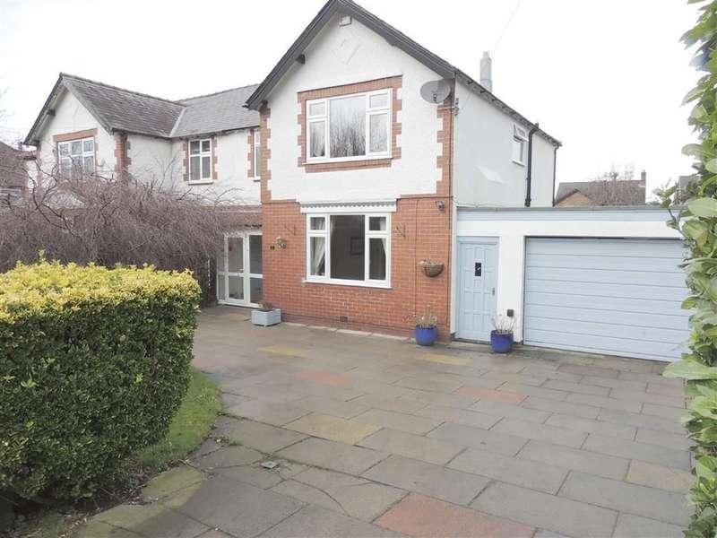 4 Bedrooms Property for sale in Torkington Road, Hazel Grove, Stockport