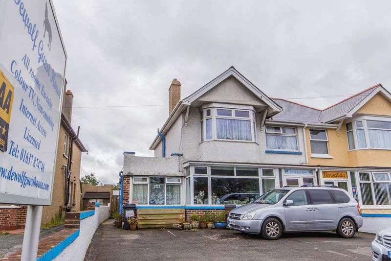 7 Bedrooms Semi Detached House for sale in Ideal investment property, multiple letting rooms/chalets