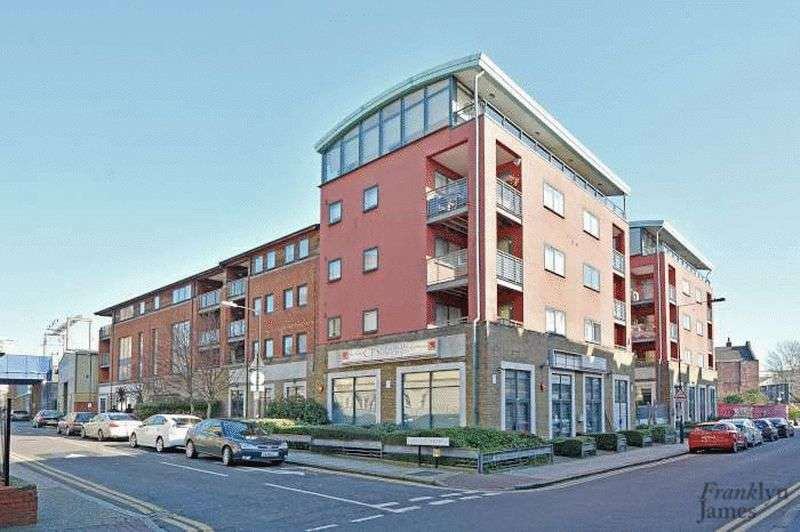 4 Bedrooms Flat for sale in Reservoir Studios, Wapping, E1W