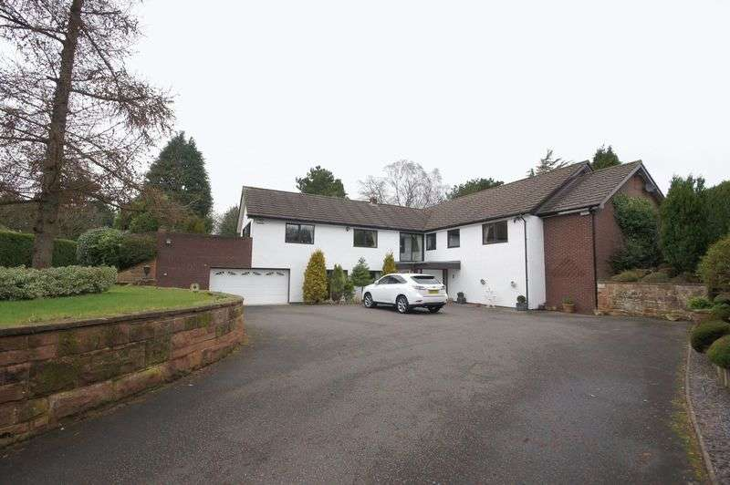 4 Bedrooms Detached House for sale in Gayton Lane, Gayton