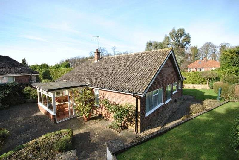 3 Bedrooms Detached Bungalow for sale in Swinbourne Close, Norwich