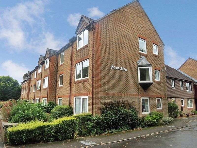 1 Bedroom Flat for sale in Homechime House,Priory Road, Wells: **RECENTLY REFURBISHED RETIREMENT APARTMENT & FREE PARKING **