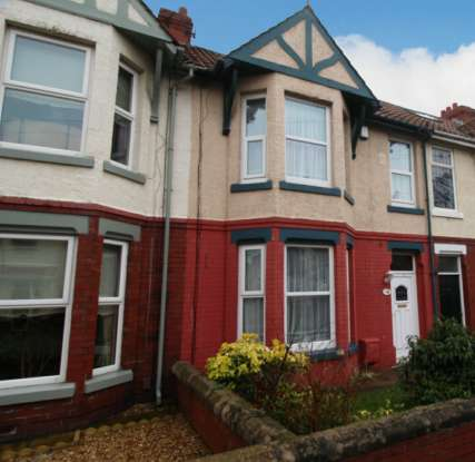3 Bedrooms Terraced House for sale in Granville Avenue, Hartlepool, Cleveland, TS26 8ND