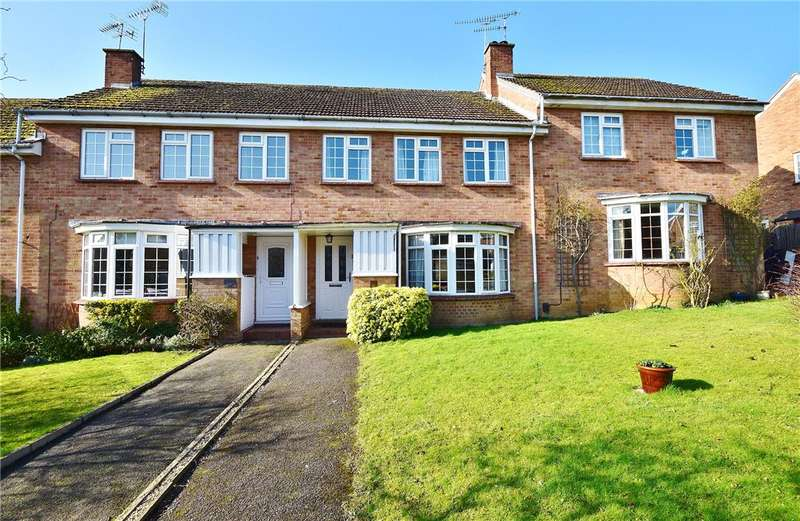 3 Bedrooms Terraced House for sale in Bishop's Stortford
