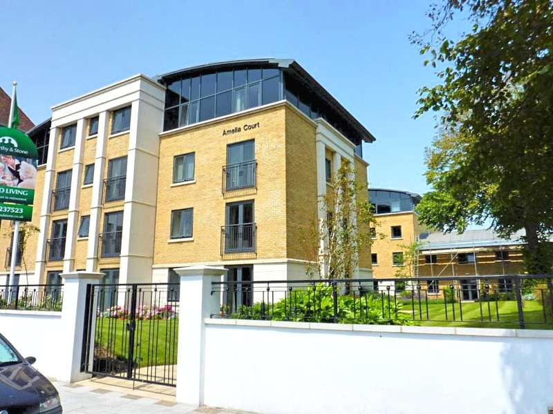 2 Bedrooms Retirement Property for sale in Amelia Court, Worthing, West Susex, BN11