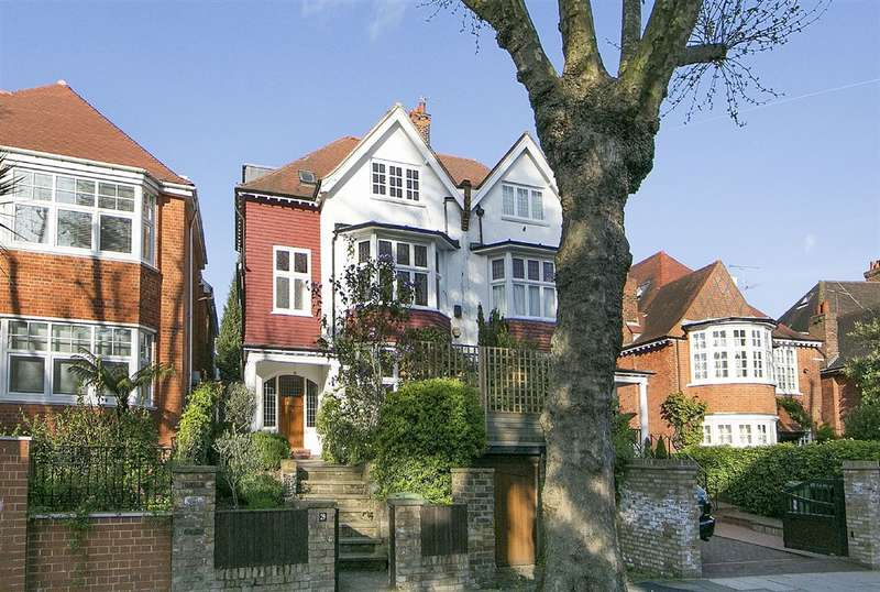 7 Bedrooms House for sale in Hollycroft Avenue, Hampstead, NW3