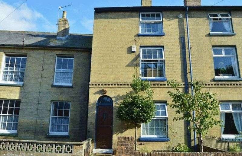 4 Bedrooms Terraced House for sale in Carisbrooke Road, Newport