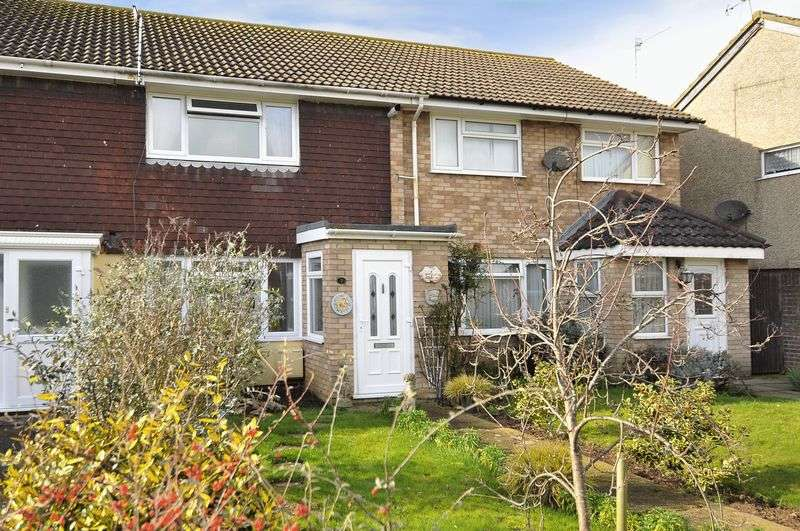 2 Bedrooms Terraced House for sale in Lisher Road, Lancing