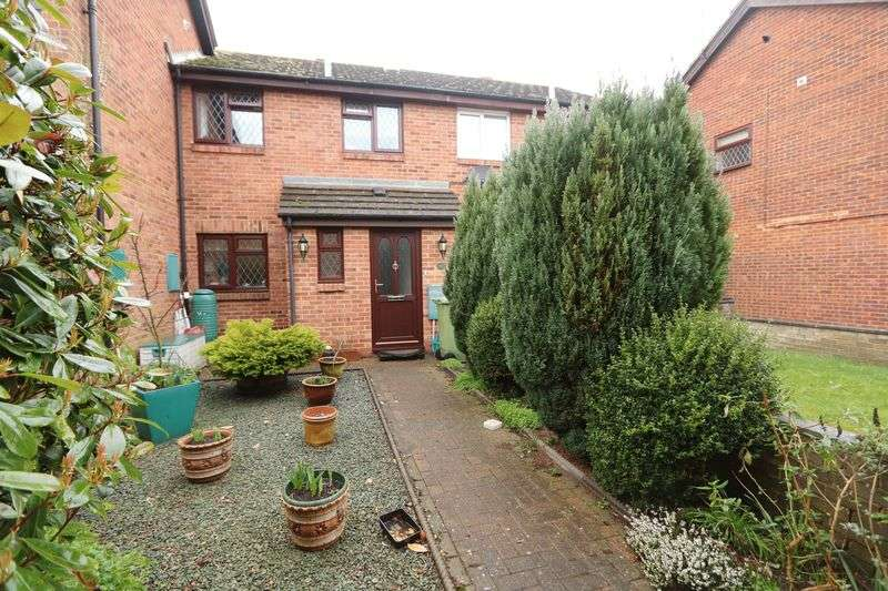 3 Bedrooms Terraced House for sale in Lagonda Close, Newport Pagnell