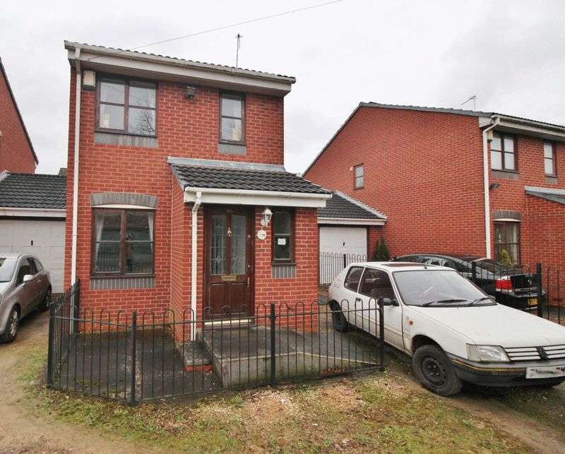 3 Bedrooms House for sale in Old Fallings Lane, Fallings Park, Wolverhampton