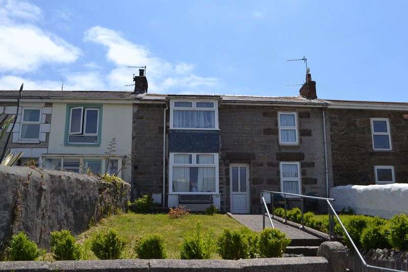 2 Bedrooms Terraced House for sale in Hayle Terrace, HAYLE