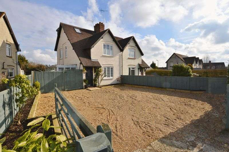 3 Bedrooms Semi Detached House for sale in Ockford Ridge, Godalming