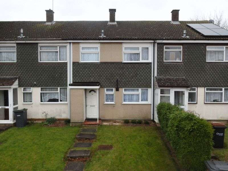3 Bedrooms Terraced House for sale in Arrow Close, Luton