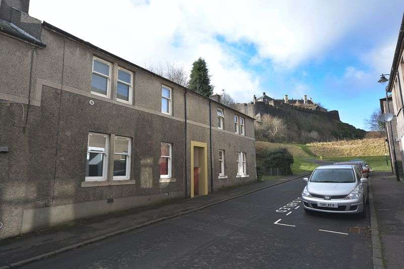 1 Bedroom Flat for sale in Lower Castlehill, Stirling