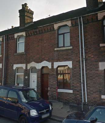 2 Bedrooms Terraced House for sale in Nile Street, Stoke-On-Trent, Staffordshire, ST6 2BH
