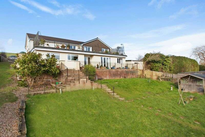 6 Bedrooms Detached House for sale in Withleigh