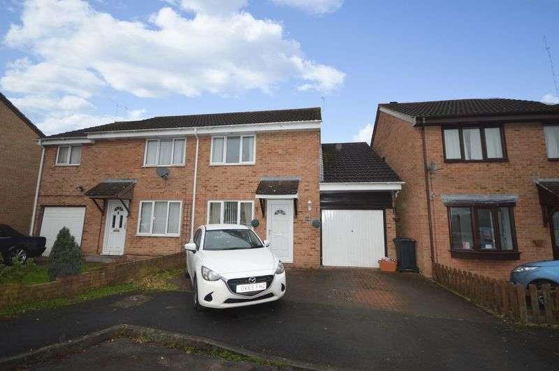 3 Bedrooms Semi Detached House for sale in Grange Park, West Swindon