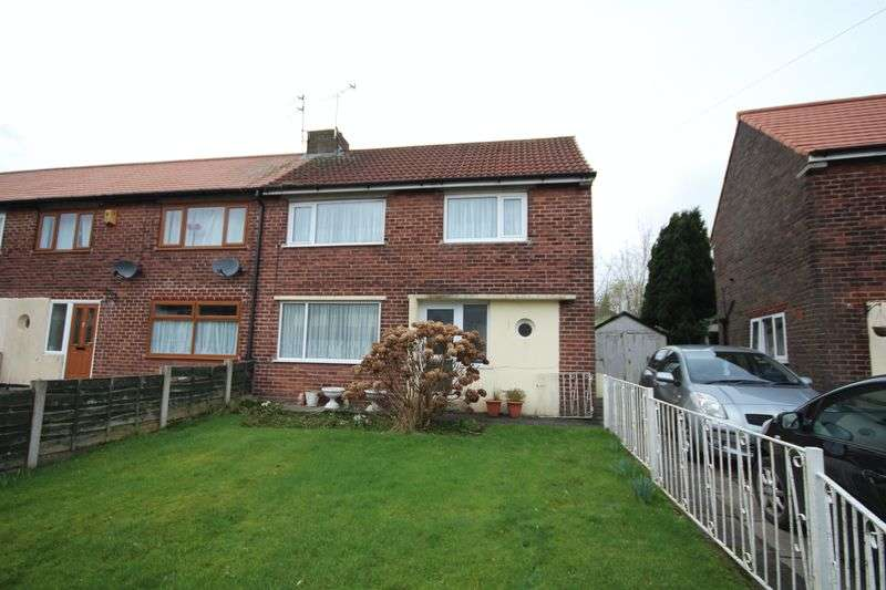 2 Bedrooms House for sale in ASHBROOK HEY LANE, Smallbridge, Rochdale OL12 9AQ