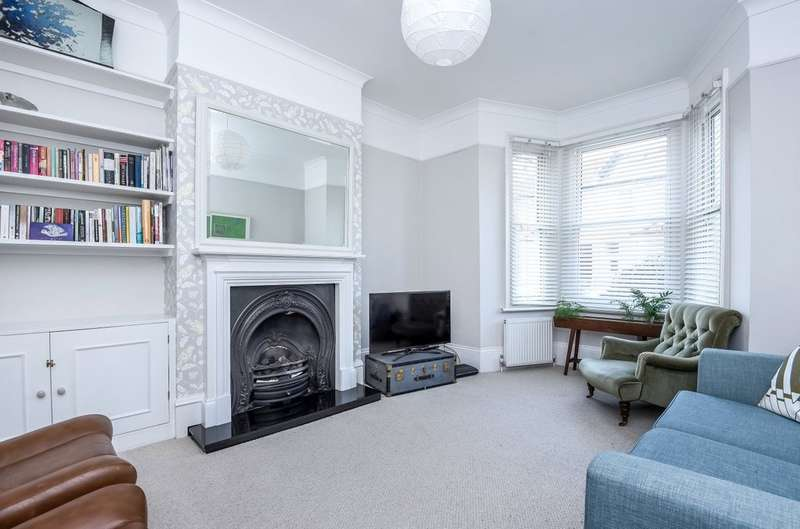 4 Bedrooms Semi Detached House for sale in Alexandra Road, East Croydon