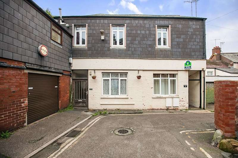 3 Bedrooms Flat for sale in Rolle Street, Exmouth, EX8