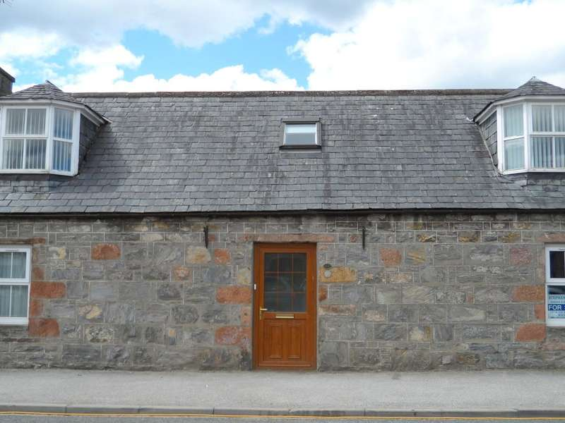 4 Bedrooms Semi Detached House for sale in 44 Balvenie Street, Dufftown, Keith AB55 4AS