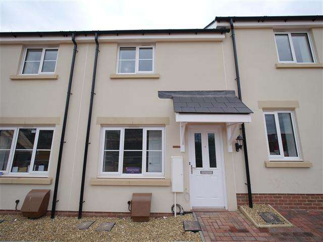 2 Bedrooms Terraced House for sale in Hunters Green, Wellington TA21
