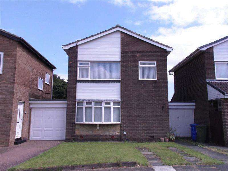 3 Bedrooms Detached House for rent in Harnham Grove, CRAMLINGTON, NE23 6AQ
