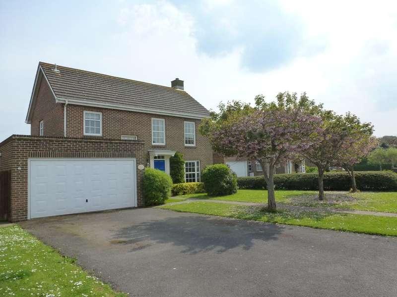 4 Bedrooms Detached House for sale in HAMILTON GARDENS, GRANGE PARK, ALDWICK, WEST SUSSEX PO21