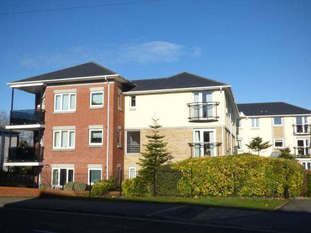 1 Bedroom Retirement Property for sale in westfield court, old winton road, ANDOVER sp10