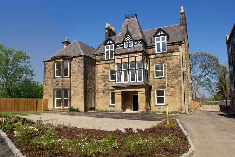 3 Bedrooms Apartment Flat for sale in Plot 25, Iona House, La Sagesse, Jesmond, Newcastle upon Tyne NE2