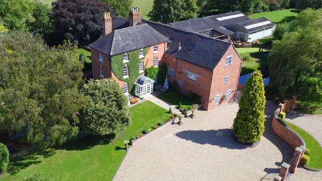 6 Bedrooms Unique Property for sale in Mill House, Cornmill Lane, Tutbury, Staffordshire DE13 9HB