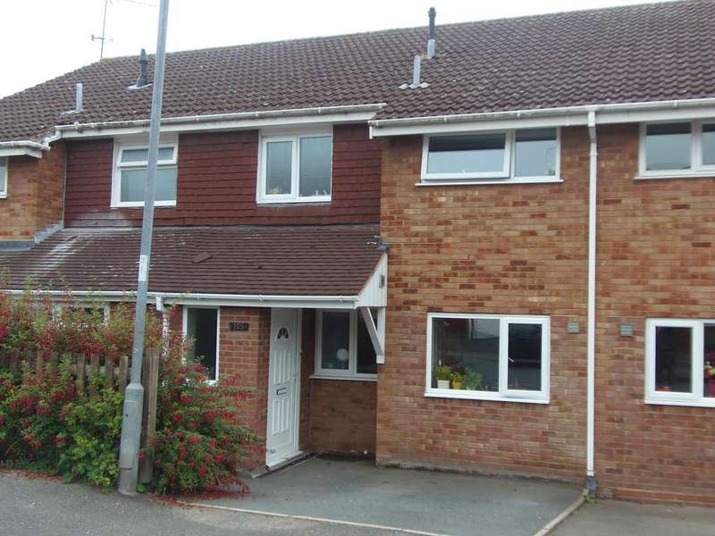 3 Bedrooms Terraced House for sale in 105 Winslow Road, BROMYARD, HR7 4UG