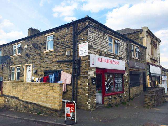 5 Bedrooms Semi Detached House for sale in 5 Bedroom House Two Retail Units, Great Horton Road, Bradford BD7
