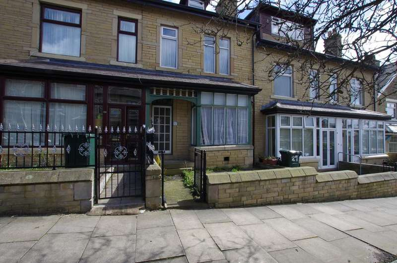 4 Bedrooms Terraced House for sale in DURHAM ROAD, BRADFORD BD8