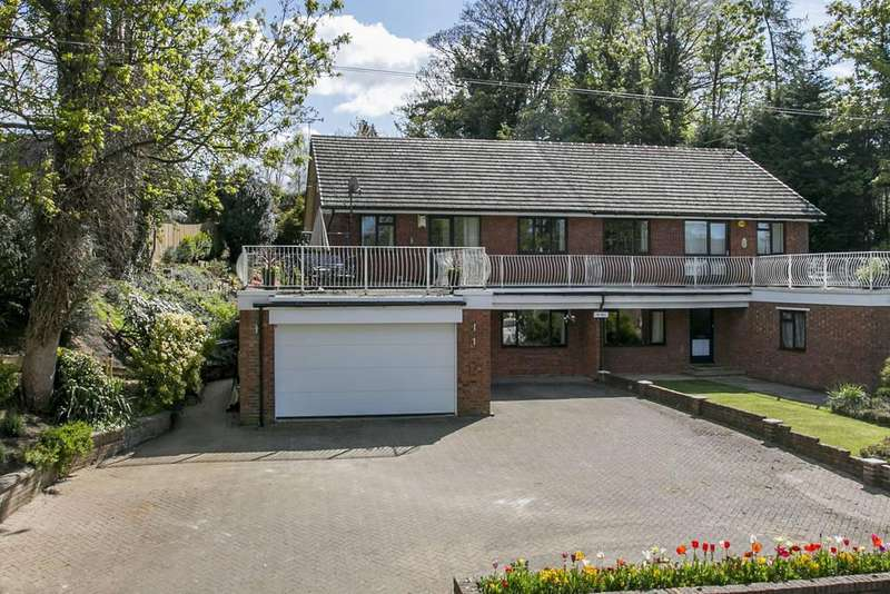 4 Bedrooms Semi Detached House for sale in Lambarde Road, Sevenoaks, Kent