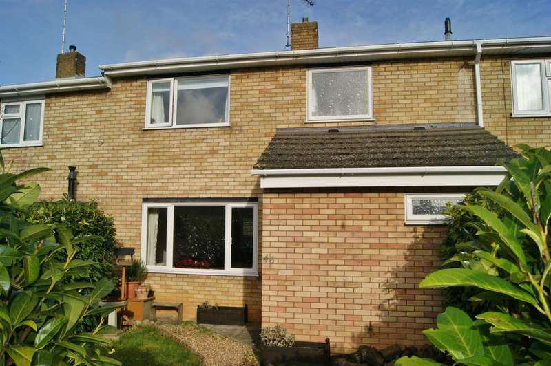 3 Bedrooms Terraced House for sale in McIntyre Walk, Bury St Edmunds IP32