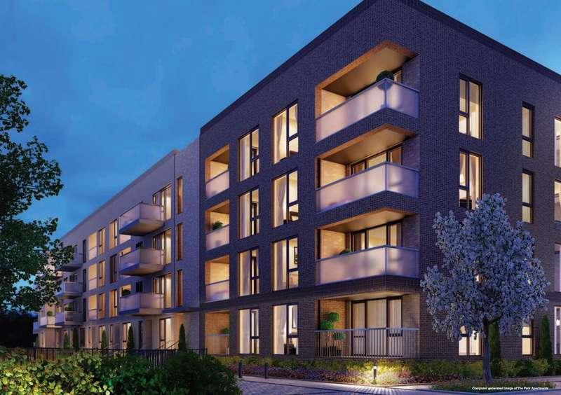 2 Bedrooms Flat for sale in Aberfeldy Village, East India Dock Road, London E14