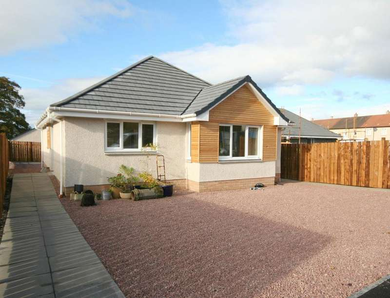 3 Bedrooms Detached Bungalow for sale in Osborne Drive, Kincardine FK10