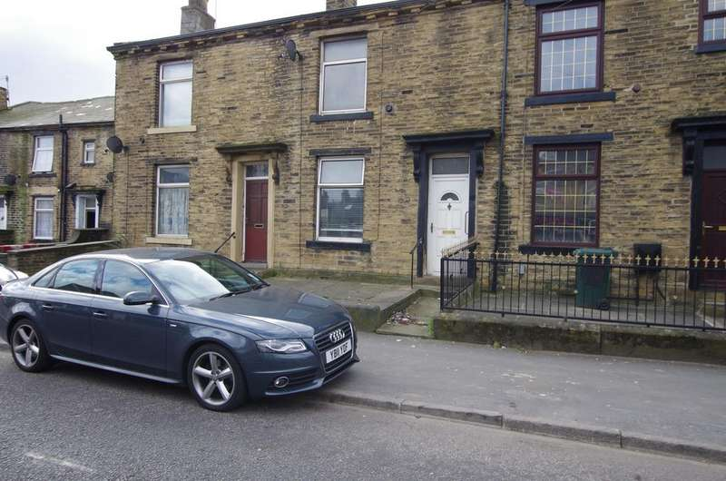 1 Bedroom Terraced House for sale in 30 Beckside Road, Bradford, West Yorkshire BD7