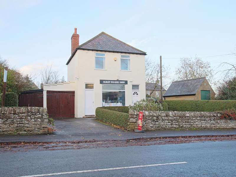 3 Bedrooms Detached House for sale in Main Street, Slaley NE47