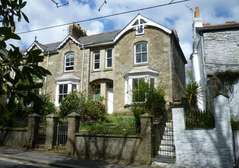 3 Bedrooms Town House for sale in Victorian town house, Truro TR1