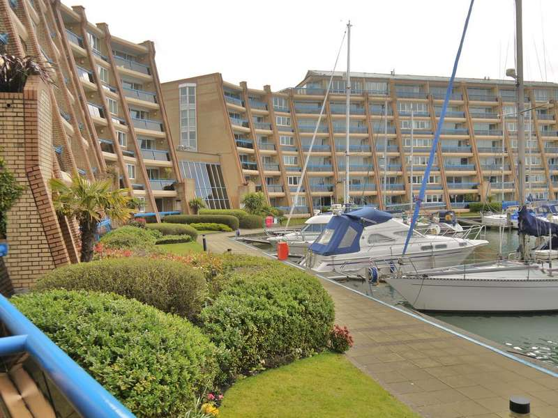 1 Bedroom Apartment Flat for sale in Oyster Quay, Port Solent, Portsmouth PO6
