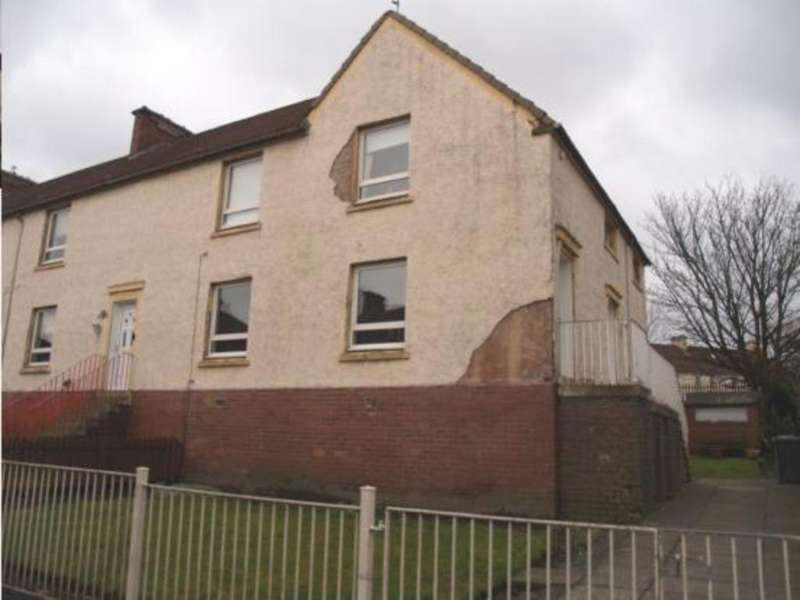 2 Bedrooms Flat for sale in Beechwood Drive, Coatbridge ML5