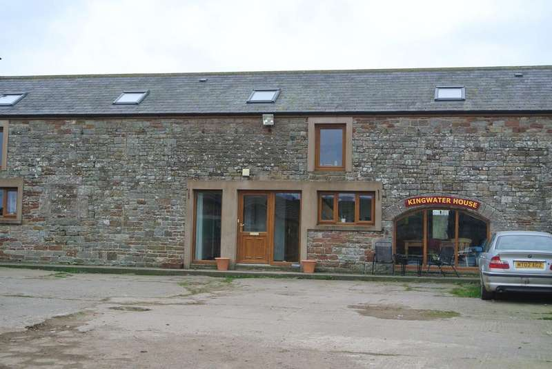 4 Bedrooms Barn Conversion Character Property for sale in Kingwater House, Walton, Brampton, Cumbria CA8