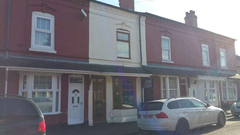 2 Bedrooms Terraced House for sale in Jardine Road, Birmingham B6